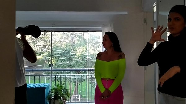 Teste pra ator feito em minha casa com ator que achamos no chat do xvideos - Pernocas - Joy Cardozo - Dinnigata - William O Dotado