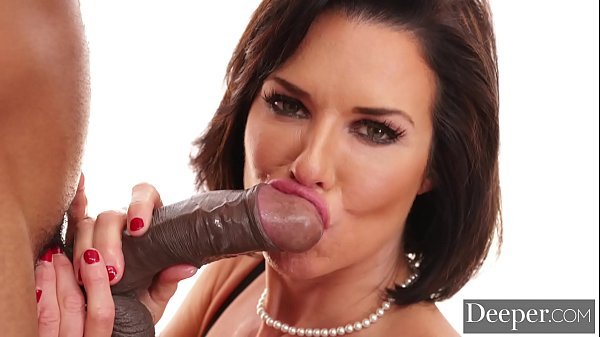 Deeper. Veronica Avluv is a Blowjob Pro