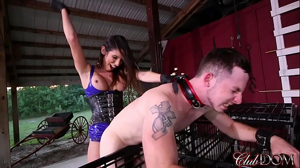 Severe Anal Fucking/Anal Stretched By Goddess Dava Thumb