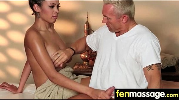 Teen massage gives stud happy ending 19