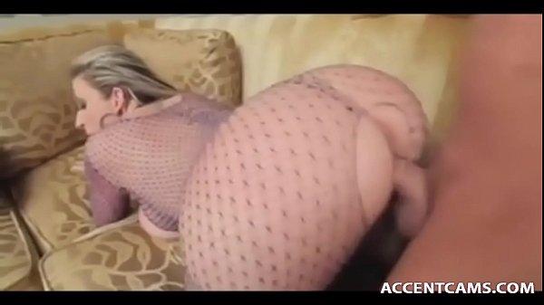 Busty Sara Fucked In Fishnets Thumb