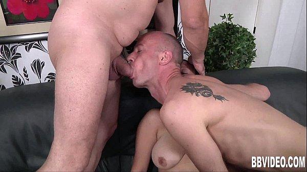 German whore take two dicks