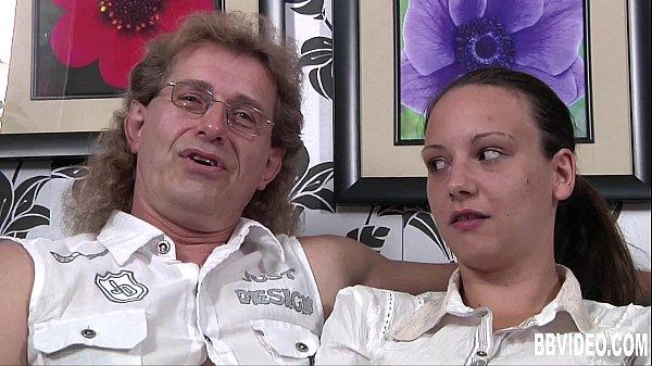 German whore take two dicks thumbnail
