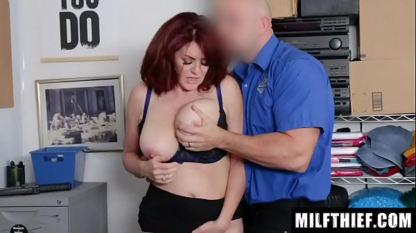 Hot Milf Suspected Of Stealing Sunglasses And Hiding The Items In Her Purse - Andi James