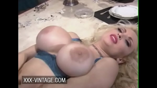 Rebecca Wild fucked after dinner
