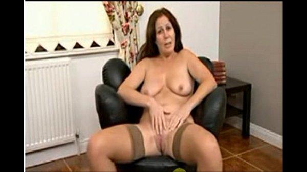 busty hot mature striptease - WetSlutCams.com