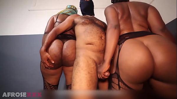 big ass Black ebony mlf dancing