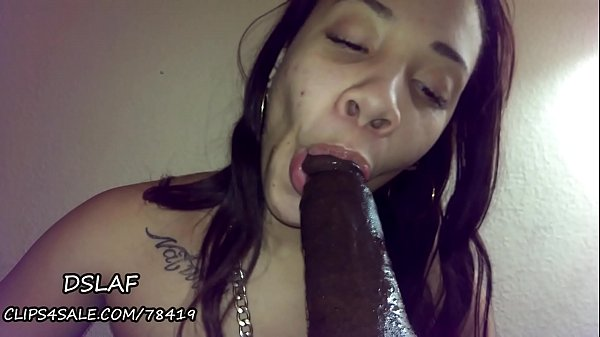 Mz Natural Gives BBC The Perfect Blowjob- DSLAF