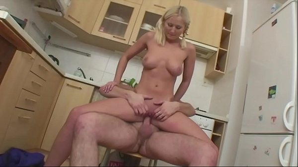Mum is not at home - that's what the brat does for a plumber-sause ...