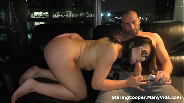 Big Booty Hot Wife Makes You Watch as a Stud Cu...