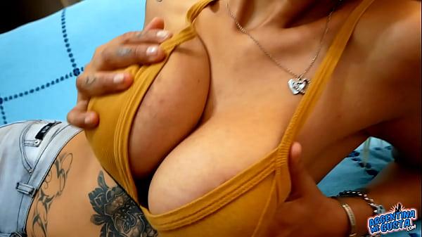 AMAZING Body Tattooed LATINA BIG ROUND ASS DEEP...