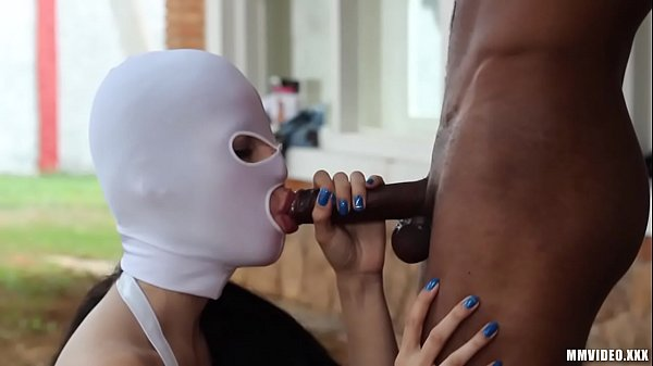 Crazy mistress keeps sex slaves in her backyard