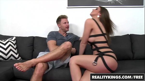 Brooklyn Chase) - Teen shows off her new Fetish outfit - Reality Kings