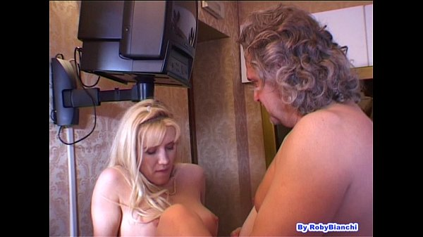 Two big cocks for one bitch: Asia Blondi