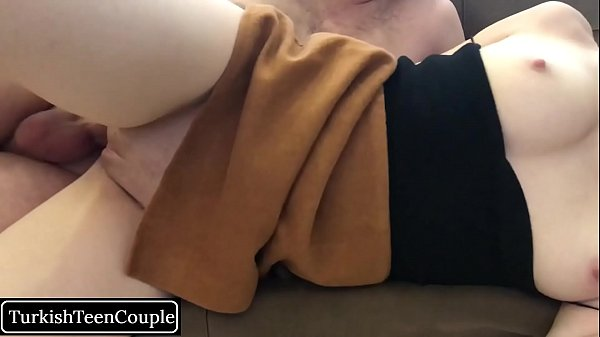 Stepsister gets caught with her wet pussy