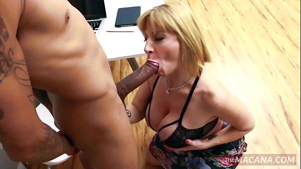 Sara Jay dick sucking pro