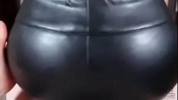 Cum in my leather leggins, dude!