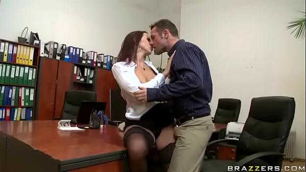 Porn at work videos