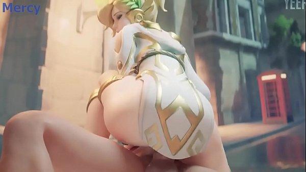 Overwatch Hottest 3D Hentai