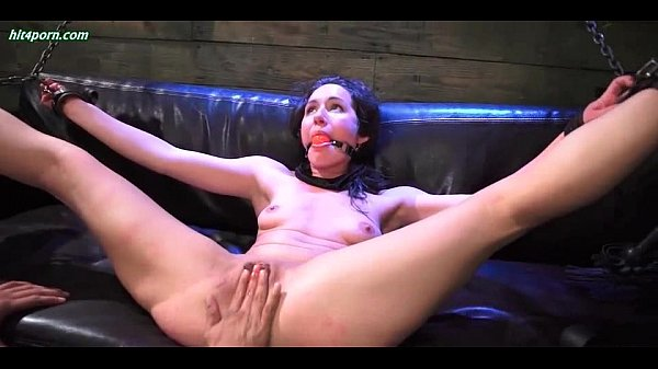 Tied Up Lesbian Pussy Licking
