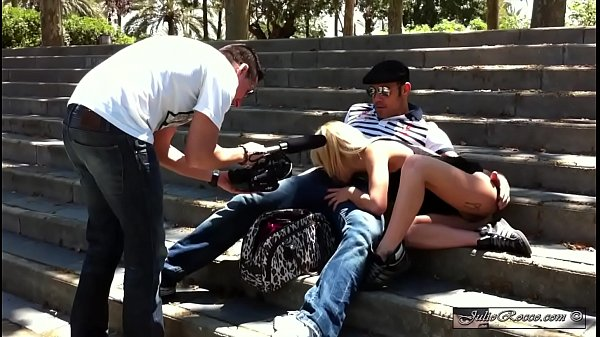 Making Of Sexo en Pleno Parque