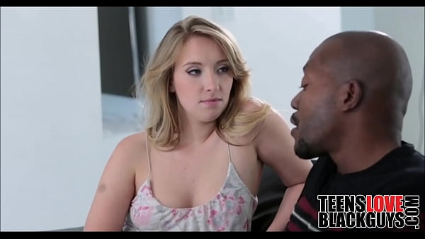 Blonde Teen Loves Black Guys - TeensLoveBlackGu...