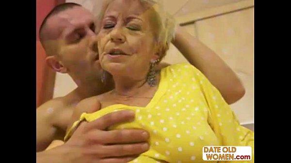 Cum on Granny Compilation p2