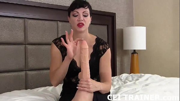 Follow my instructions and eat your own cum CEI