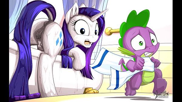 MLP Porn Rarity Pony ( My Little Pony Clop Poni...