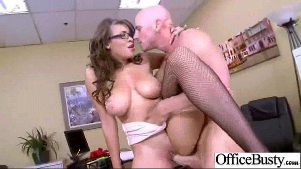 (cassidy banks) Slut Bigtits Office Girl Bang On Cam video-07