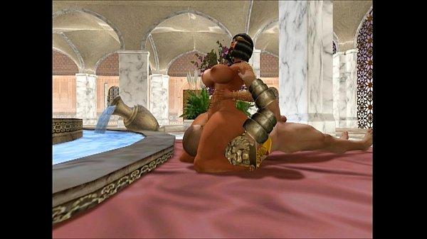 Cleopatra TakeXXX Marc Anthony's Hot Ancient Nut