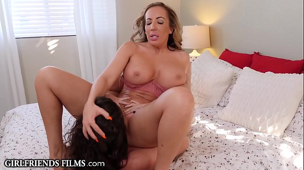 GirlfriendsFilms Scissoring With Our Soaked Pussies