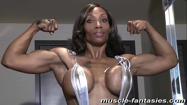 Coco Crush Female Muscle