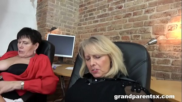 Boss Grannies Pick the Employee of the Month
