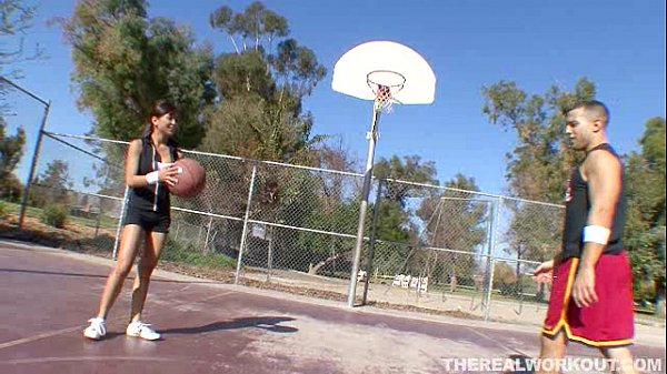 Hot asian chick fucking her basketball coach Thumb