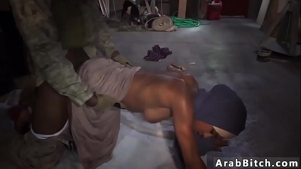 Arab immigrant and muslim milf The Booty Drop point, 23km outside base