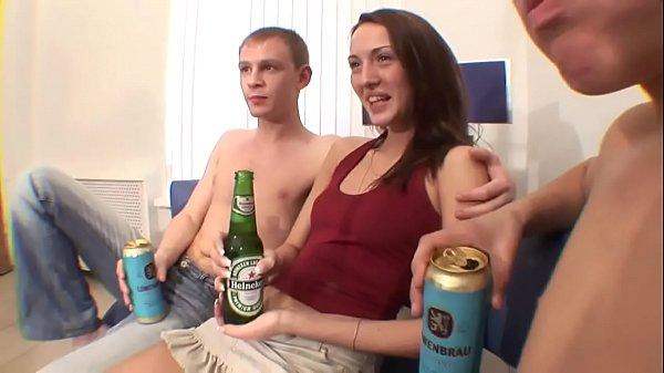 Russian threesome d. Thumb