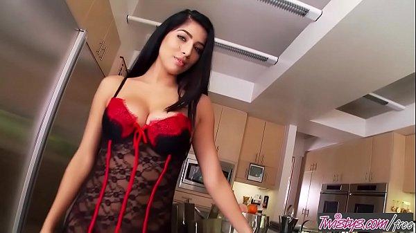 Twistys - (Megan Salinas) starring at Heating U...
