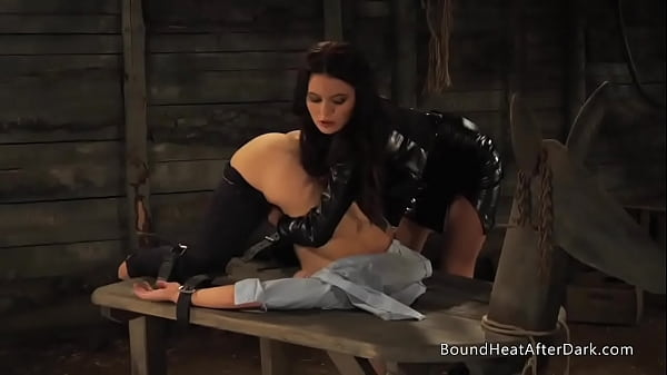 Facesitting And Pussy Licking Orgasms For Lesbian Madame And Slave