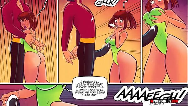 Porn comic Yanita Learns. My Bad Bunny. wporncomics.com