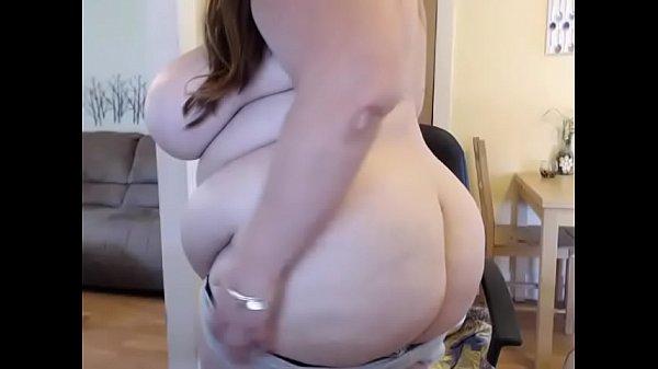 Big tits bbw milf teased webcam
