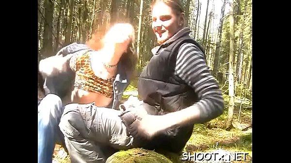 Attractive girlfriend Tanya amazed by big beef bayonet