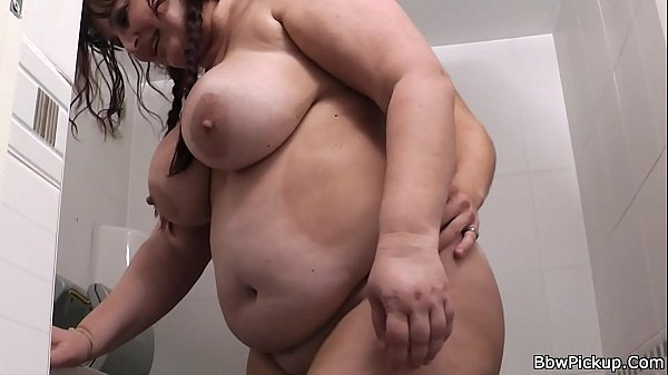 BBW first date blowjob and cock riding