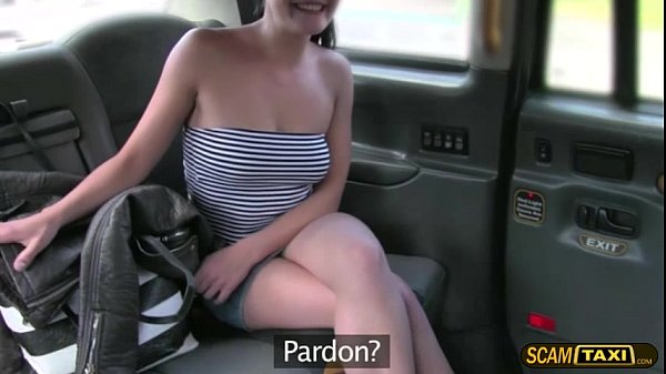 Sexy passenger gets baned hard and gains creamp...