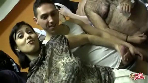 GangBang a Diosa española