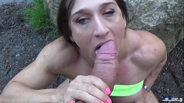 PORNOVATAS.COM MUSCLE WOMAN ARGENTINA KARYN BAYRES NUEVO BLOWNOVATAS BY VICTOR BLOOM