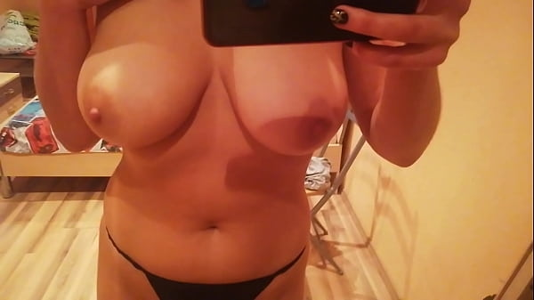 mirror dance in thongs caressing pussy Thumb