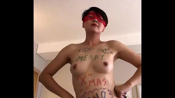 """Samantha.V - 2018 """"X""""Mas - pussy close up - dance"""
