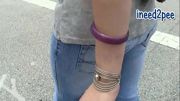 Florida girls desperate to pee pants wetting
