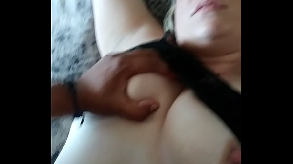 Cheating white bitch sucking and fucking POV